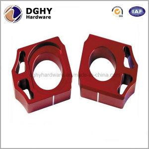Dongguan Supply High Precision CNC Machining Customized Aluminium Motor Spare Parts