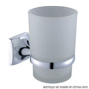 Tumbler Holder Plus Glass for The Bathroom pictures & photos