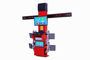 Best Use and Sell Wheel Aligner Four Wheel Alignment Machine Price