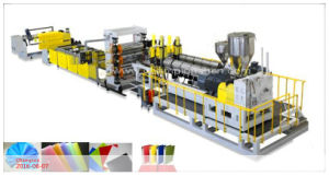 PP Stationery Sheet Extruder for Packaging Requirements pictures & photos