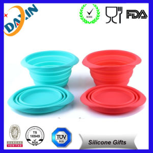 Hot Selling Wholesale Silicone Foldable Pet Bowl pictures & photos