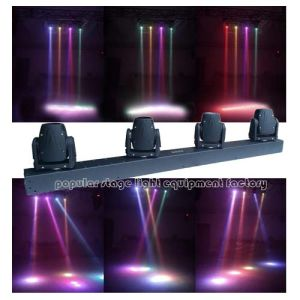 4 Pin LED Beam Moving Head Light pictures & photos