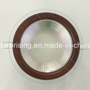 COB Recessed Wooded LED Down Light pictures & photos
