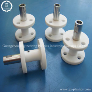 Good Lubrication and Insulation PTFE Teflon Injection Parts pictures & photos