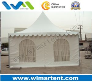 5X5m Pagoda Tent Made by Wimar Tent China pictures & photos