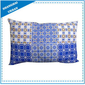Home Decoration Printed Totem Polyester Throw Pillow pictures & photos