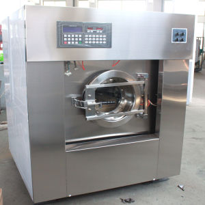10kg-100kg Stainless Steel Laundry Washing Machine/Washer Extractor pictures & photos