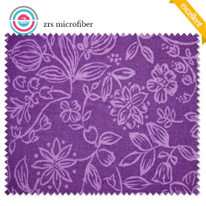 2017 New Silk-Screen Printed Microfiber Cleaning Cloth