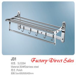 Bathroom Accessories bathroom Towel Rack (J31) pictures & photos
