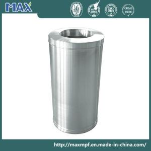 Eco Indoor Metal Open Top Waste Recycling Bin pictures & photos