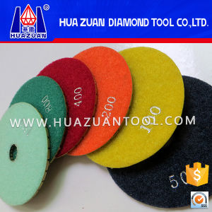 100*20*3mm Granite Polishing Pads on Sale pictures & photos