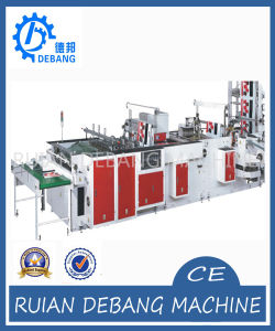 Automatically Solf Loop Handle Bag Making Machine
