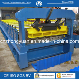 Soncap Steel Roof Roll Forming Machinery pictures & photos