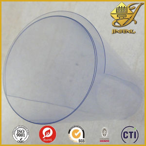 Transparent Plastic PVC Film in Roll pictures & photos