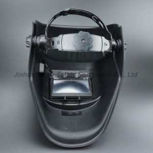 Auto Darkening Welding Helmet for Cutting Machine (WM4026) pictures & photos