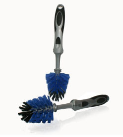 Car Tire/ Wheel Cleaning Brush pictures & photos