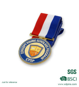 Zinc Alloy Medal/Custom Shaped Medals pictures & photos