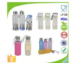 Hot Sale Plastic or Glass Travel & Sport Water Bottle pictures & photos