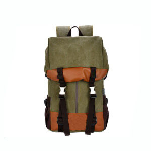2016 Fashion Outdoor Canvas Backpack New Design Tarpaulin Backpack Sh-15113047 pictures & photos