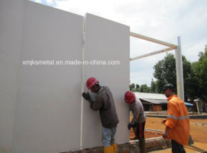 Eco-Friendly EPS Sandwich Panels for Housing Roof and Wall pictures & photos