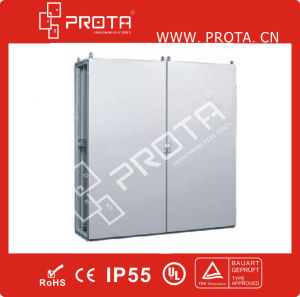 Waterproof Powder Distribution Cabinet/Electrical Enclosure pictures & photos