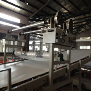 PVC Board Extrusion Machine Kitchen Cabinet pictures & photos