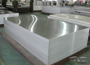 3350mm X 1900mm* 4mm 6061 T6 Aluminum Sheet (heat treatment) pictures & photos