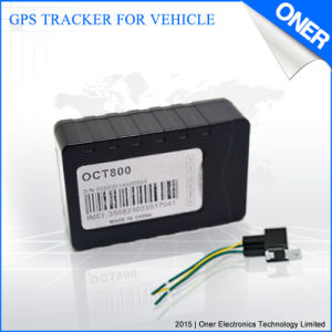 Mini GPS Vehicle Tracker with Battery Low Notification pictures & photos