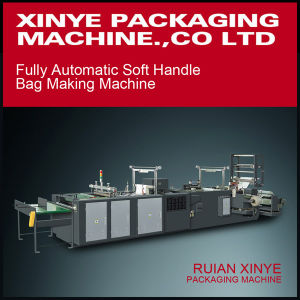 PE Handle Bag Producing Machine pictures & photos