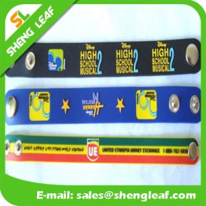 Wholesale Promotion Designed Bracelet Rubber Band pictures & photos