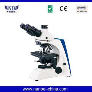 Biological Biological Microscope with 4X Magnification pictures & photos