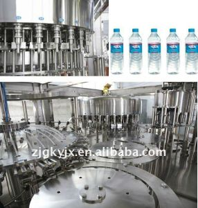 Automatic Bottle Pure Water Equipment for Filling Drinking Water pictures & photos