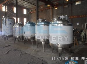 1000L Sanitary Bulk Milk Cooling Tank pictures & photos