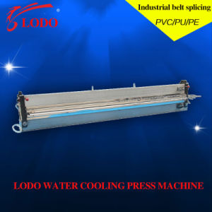 Stainless Steel PVC Conveyor Belt Joint Hot Press Splice Water Cooling Press Machine pictures & photos