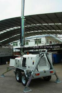 H1000 Series Mobile Light Tower Generator Set/Diesel Generator