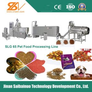 Fully Automatic Dry Healthy Nutritional Dog Food Machinery pictures & photos