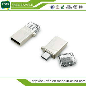 Smart Phone OTG USB Flash Drive OTG for Android Mac pictures & photos