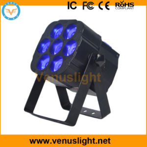 7X15 RGBW CREE LED Beam & Wash PAR Stage Light