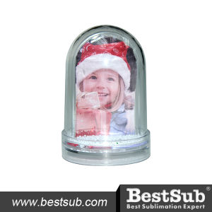 Bestsub Promotional Acrylic Gift Money Bank Snow Ball (YKQ02) pictures & photos