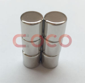 Neodymium Cylinder Magnet Permanent Magnet pictures & photos