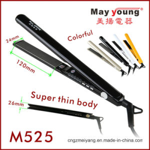 Factory Supplier LED Display Professional Hair Straightener pictures & photos