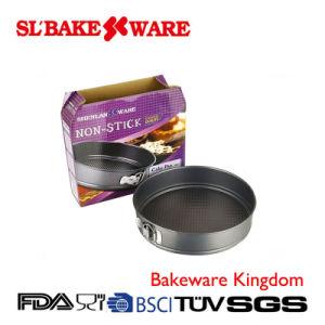 Round Springform Carbon Steel Nonstick Bakeware (SL BAKEWARE) pictures & photos