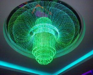 1.0mm Plastic Optical Fiber Chandelier