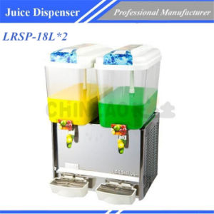 Brand New Drink Dispenser Catering Equipment Lrsp-18L*2 pictures & photos
