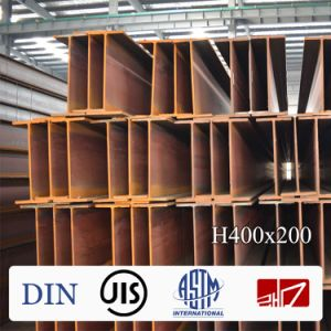 Hot Rolled Steel/H Beam/JIS/ASTM/Q235 pictures & photos