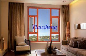 Aluminium Window Manufacturers Tempered Glass Casement Window pictures & photos