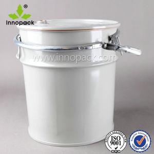 innopack 5 gallon steel drum metal buckets food grade with handle