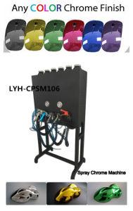 Lyh-Cpsm106 Liquid Image Car Chrome Painting Machine pictures & photos