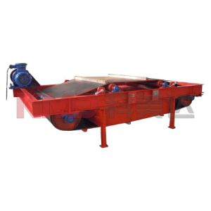 Auto Discharging Electromagnetic Separator of Oil Cooling Type pictures & photos