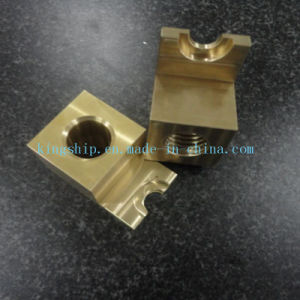 Factory Aluminum CNC Machined Part with Anoziding pictures & photos